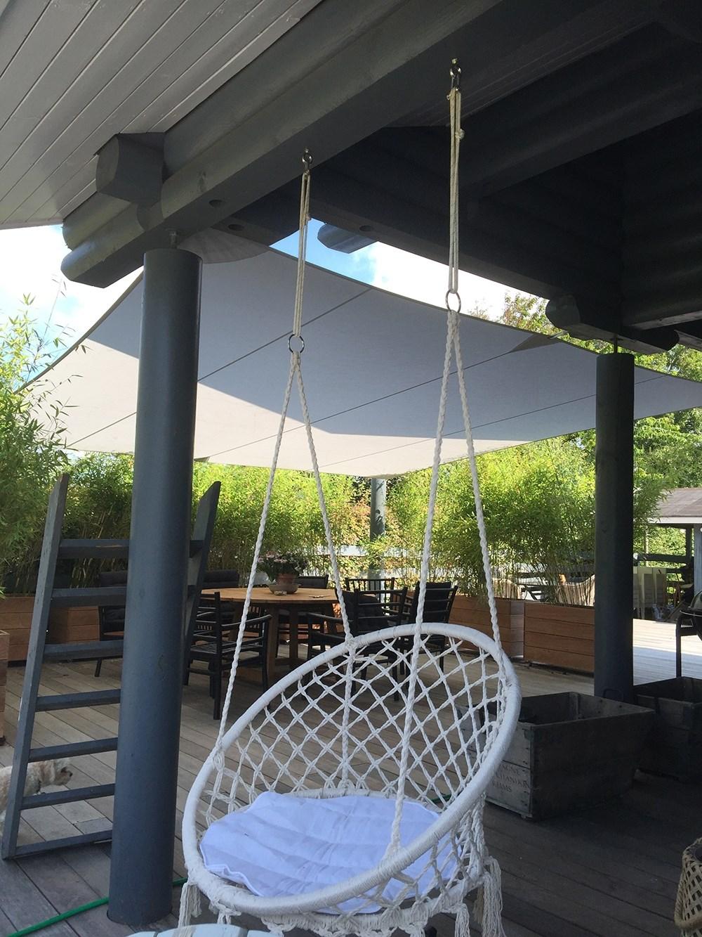 Terrasseoverd kning sejl til terrasse i helsing r for Private gallery pattern